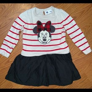 Baby Gap Disney Dress Size 2T euc